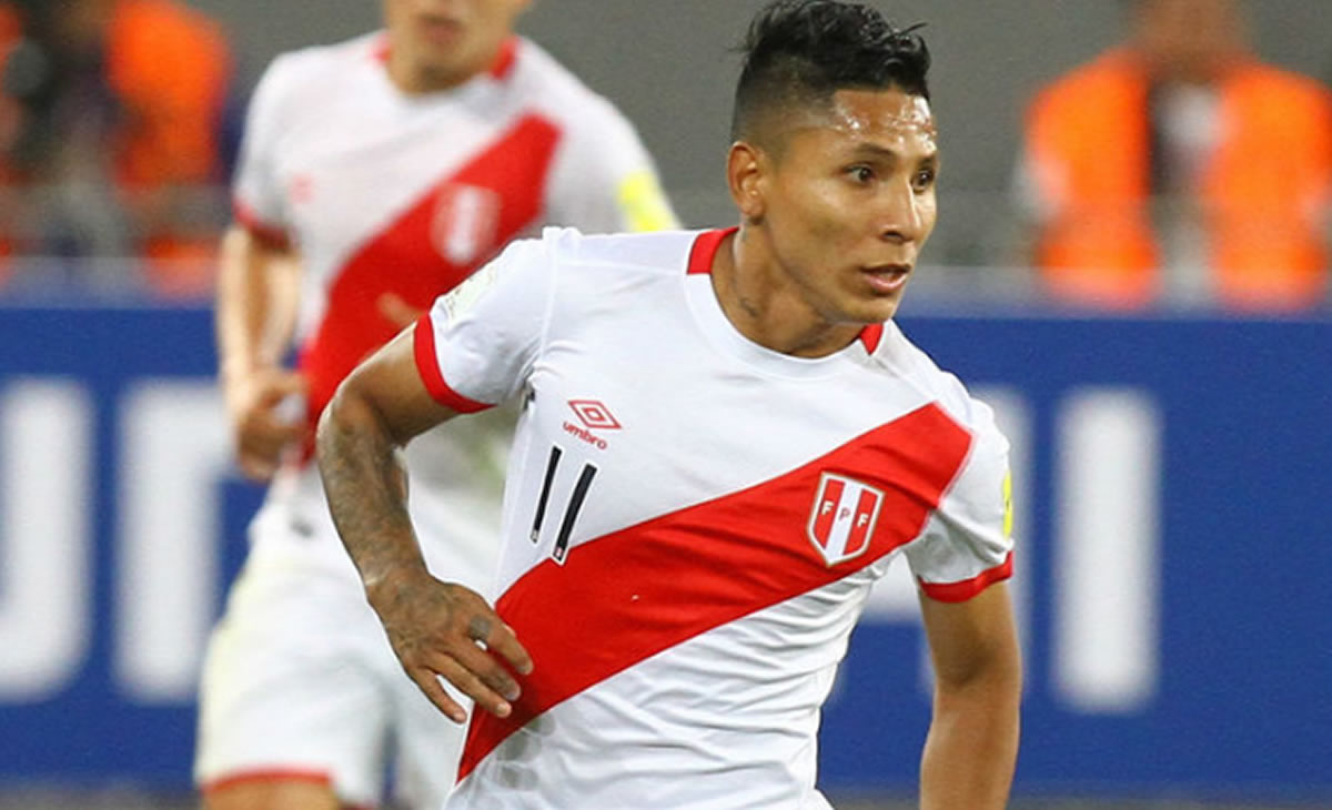 ¿Raúl Ruidíaz es la solución para la ofensiva peruana ante N.Zelanda?