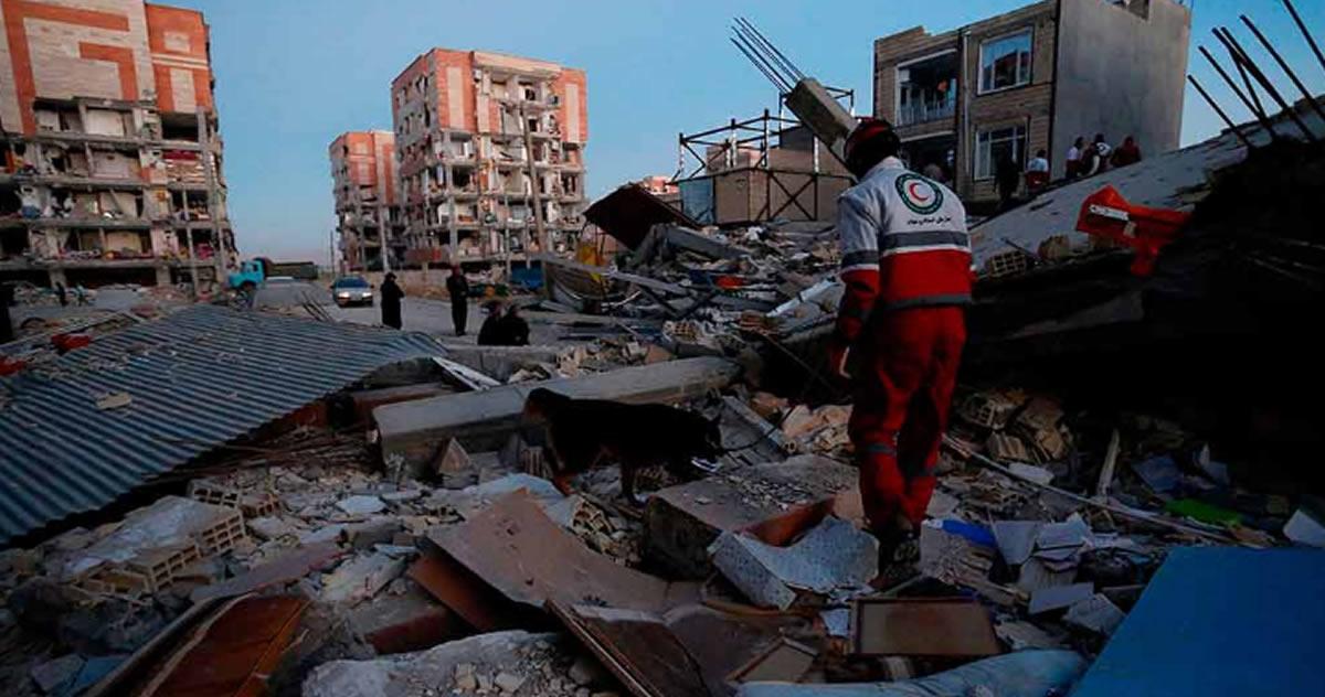 Terremotos en Irak e Irán dejan cientos de muertos, Costa Rica tambiénsufrió