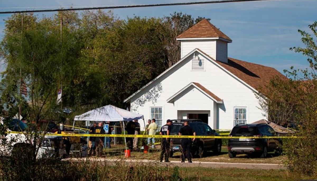 Texas: ¿Qué lleva a un hombre a disparar contra la comunidad de unaiglesia?