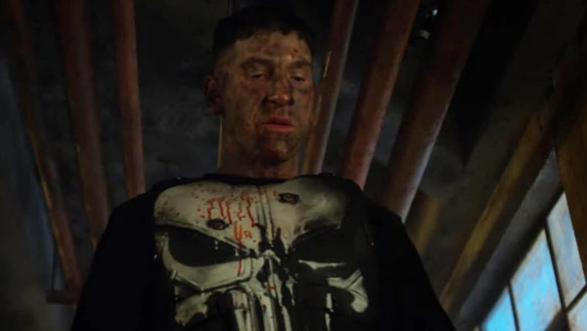 The Punisher (serie de Netflix): Muy bien lograda, pero de inoportunoestreno