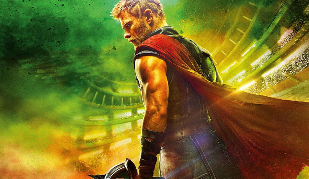 Thor: Ragnarok nos deja mucha acción, entretenimiento y varias risas(Comentario)