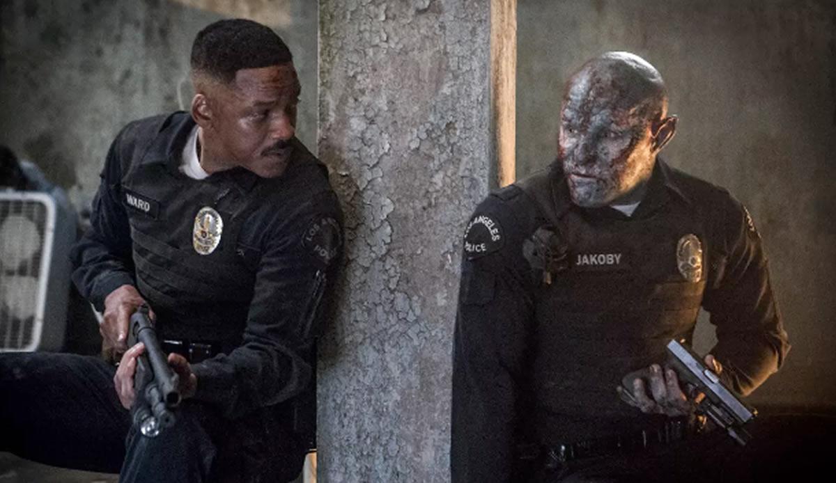 Bright (Película de Netflix): Will Smith se repite en su rol másmarquetero