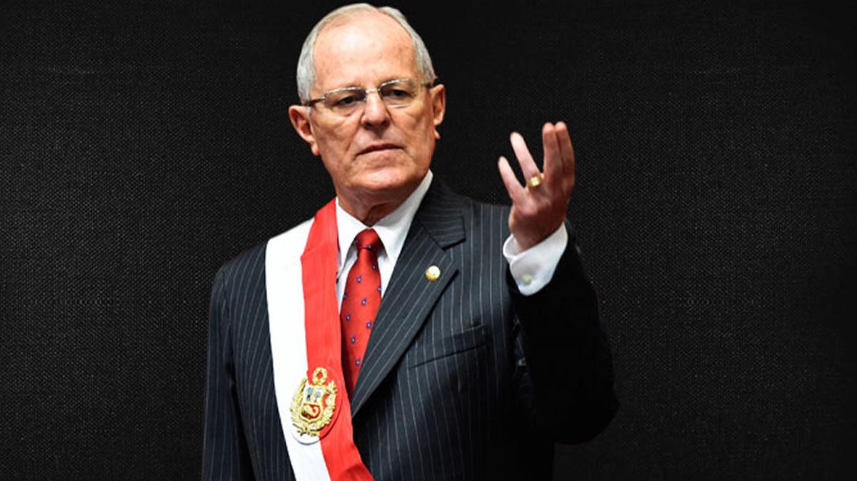 Vacancia de PPK: Somos meros espectadores de cómo se decide el futuro delPerú