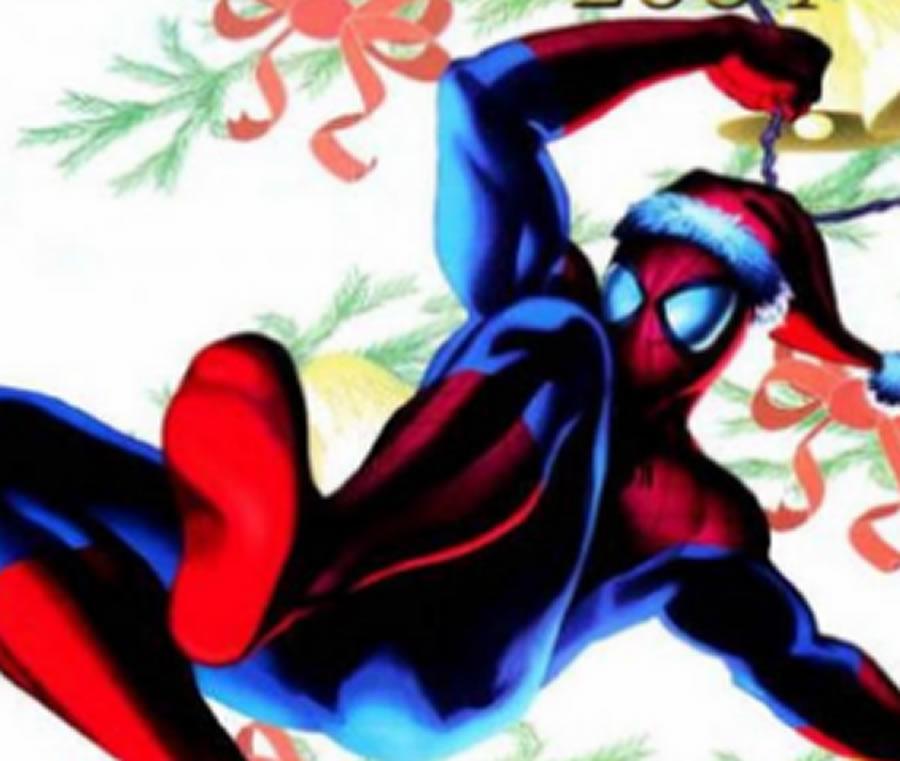 DC Comics y Marvel Comics celebran la Navidad: Portadas navideñas decolección