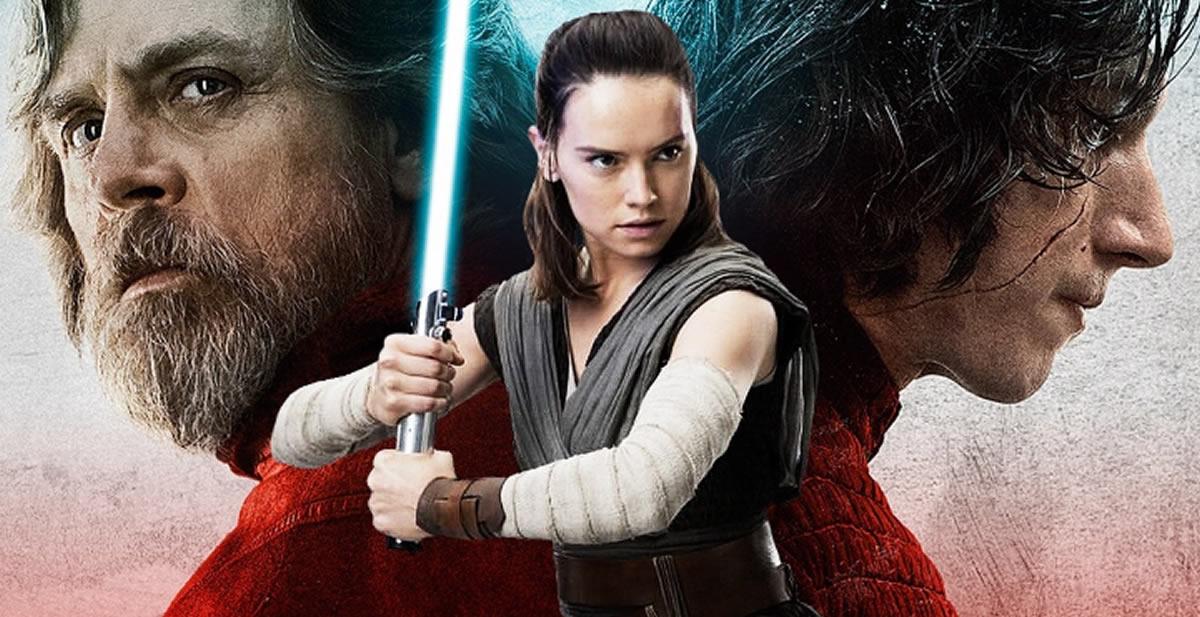 Star Wars Episodio VIII: Los Últimos Jedi llega a la cartelera. Motivos para noperdérsela