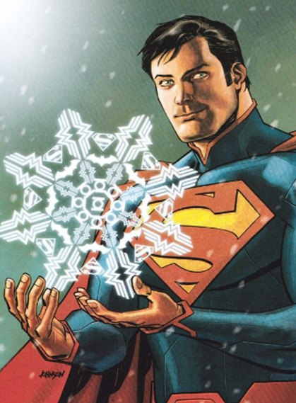 supermannavidadnieve
