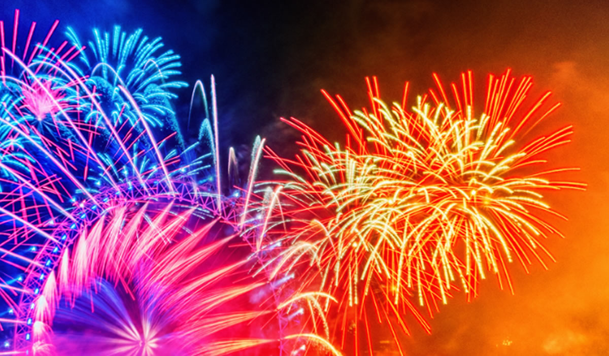 ¡Feliz 2018! Las metas para el nuevo año, y los logros delanterior