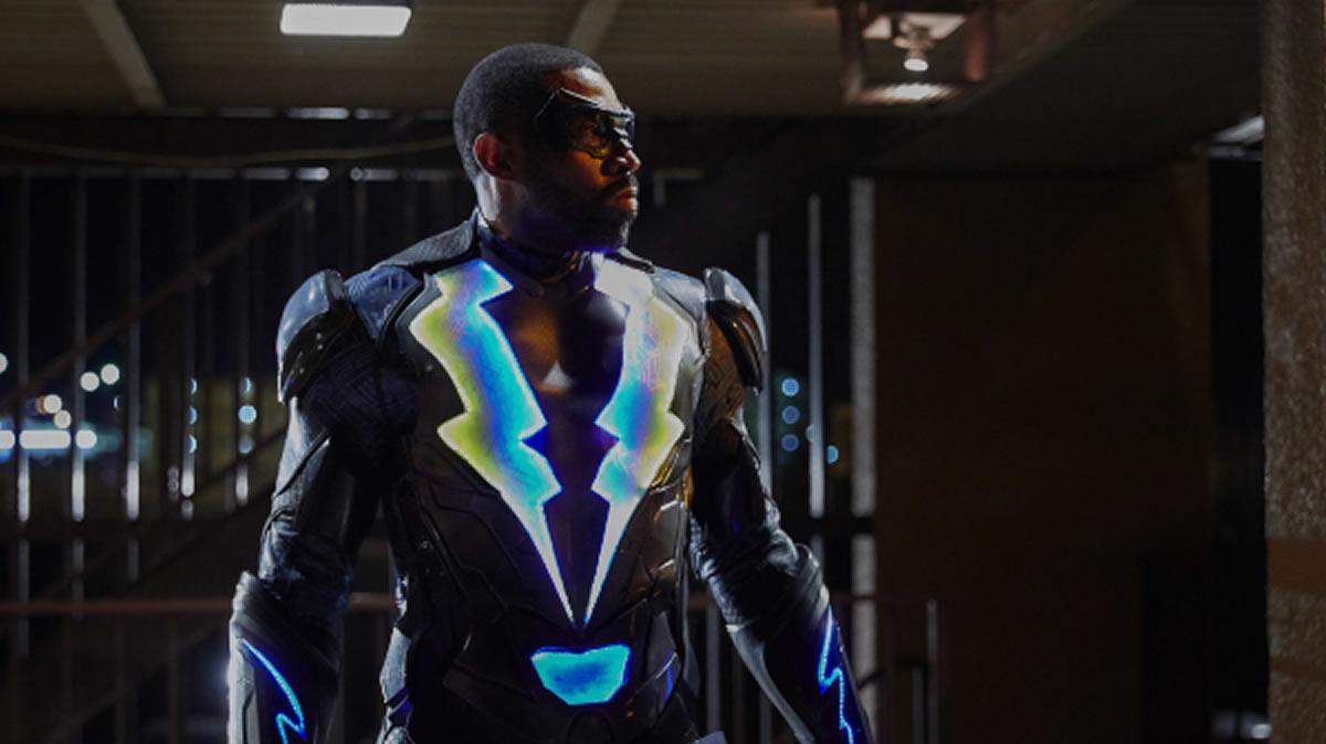 Black Lightning llega a la televisión: Un héroe con bastante pasado en loscómics