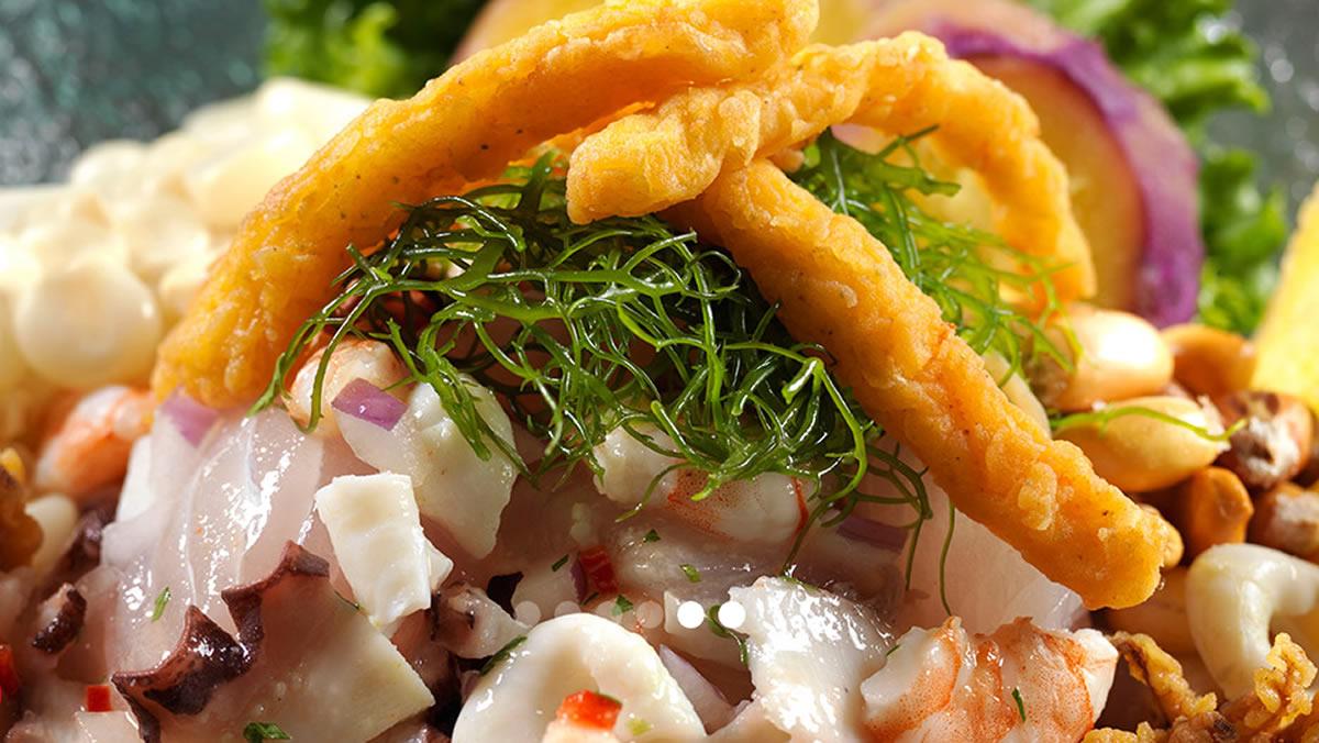 El Cebiche: Cada manera de comerlo tiene su propio encanto (PrimeraParte)