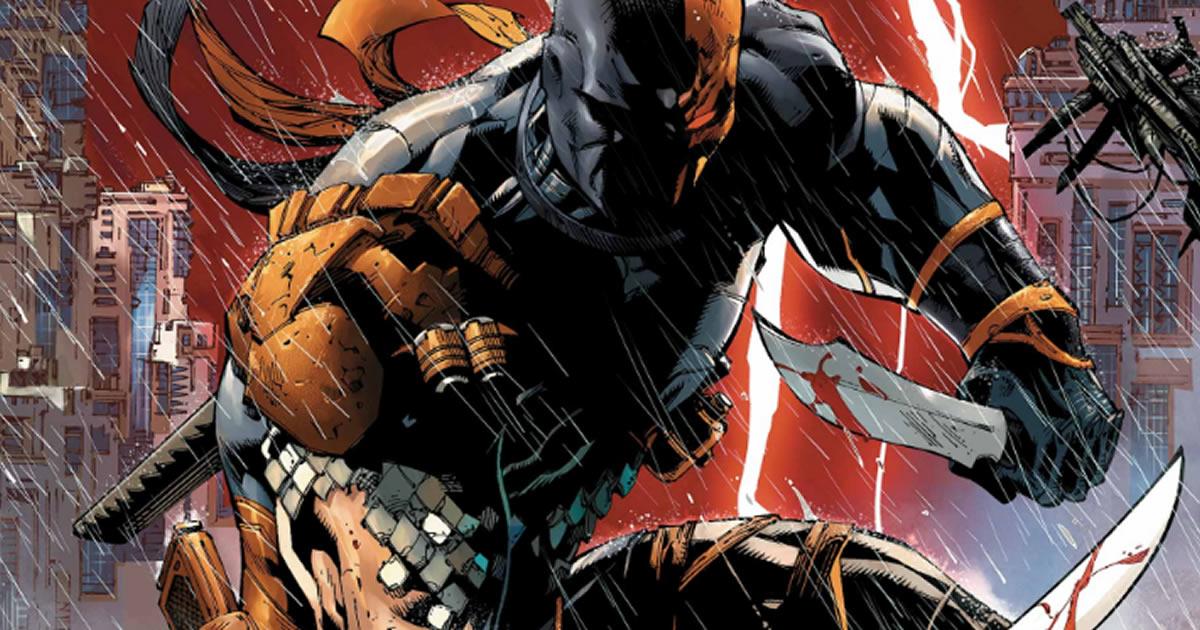 Conozca lo más importante sobre el rival del nuevo Batman:Deathstroke
