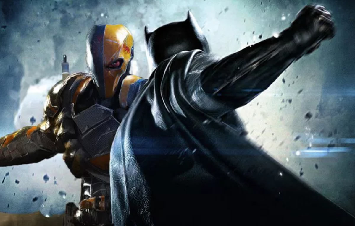 deathstrokebatman