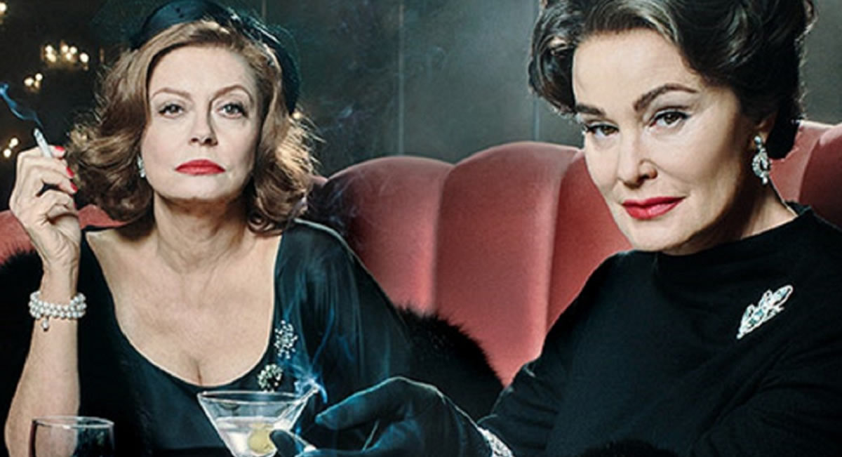 Feud: Bette and Joan y otras cinco creaciones increíbles de Ryan Murphy