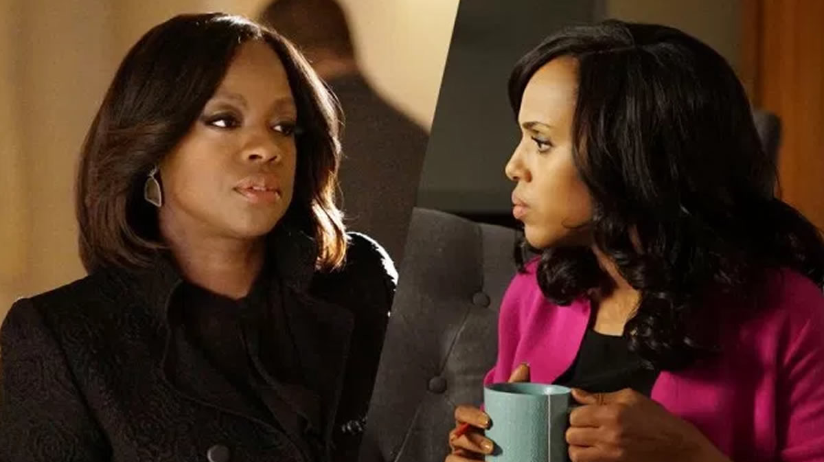 How To Get Away With Murder y Scandal (series de TV): Analisse conocerá a Olivia