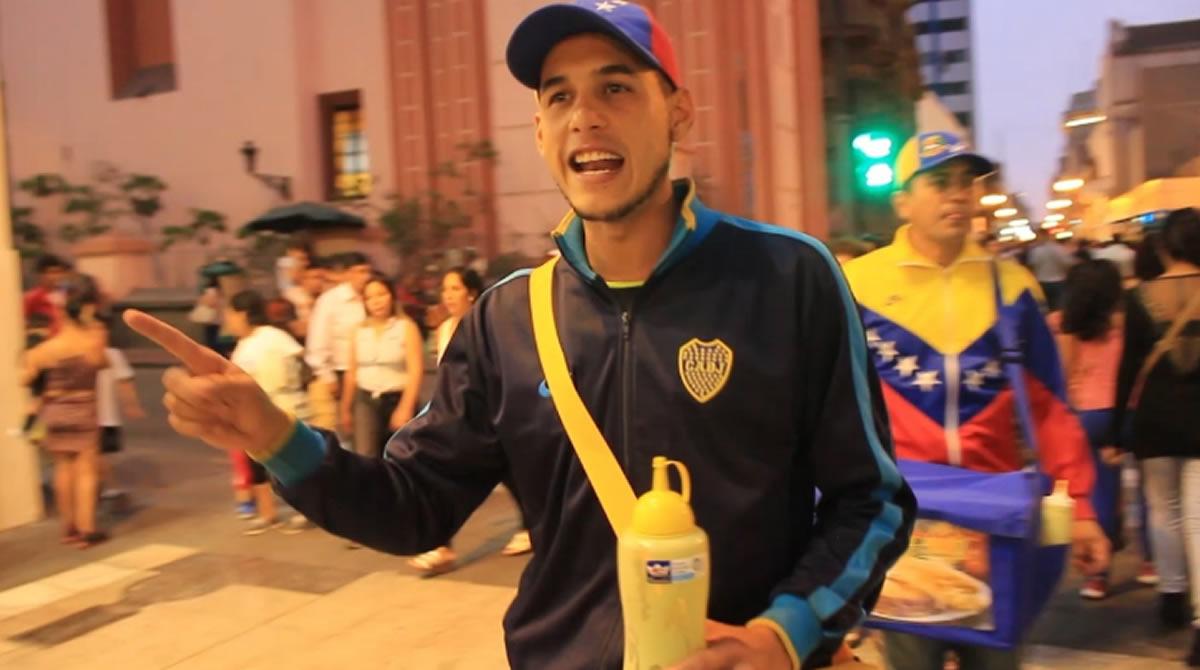 A los venezolanos no sólo hay que recibirlos, sino hay que generarlesempleo