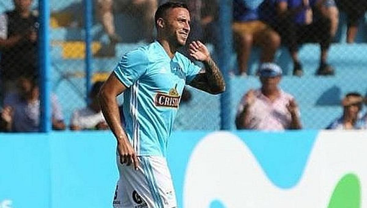 Sporting Cristal gana a Alianza Lima, gracias a un mal arbitraje de DiegoHaro