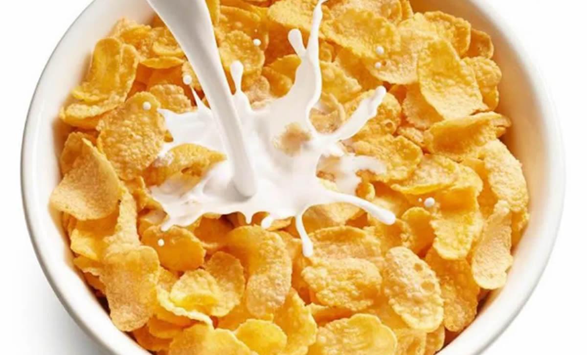 Un buen plato de Corn Flakes Kellogg's se supone fomentaría la abstinenciasexual