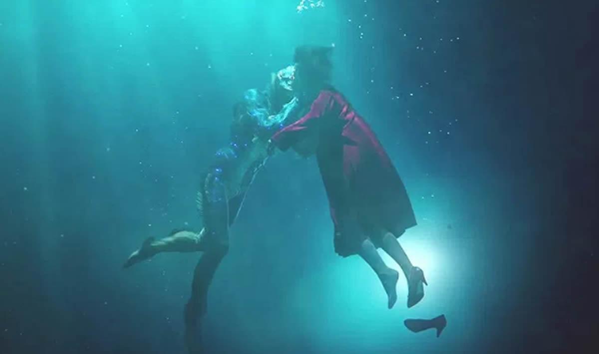 Oscar 2018: La Forma del Agua, El monstruo romántico de Guillermo del Toro(Comentario)