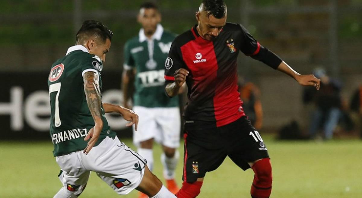 Libertadores: Melgar recibe gol de Santiago Wanderers y en este momento estáeliminado