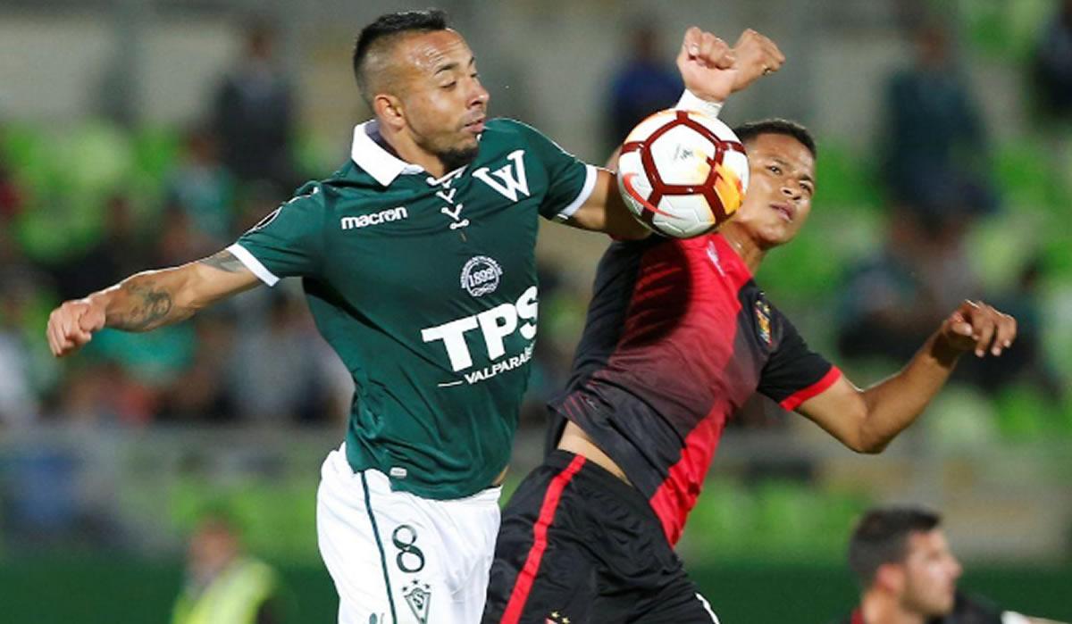 Copa Libertadores: Melgar eliminado por el Santiago Wanderers, enArequipa