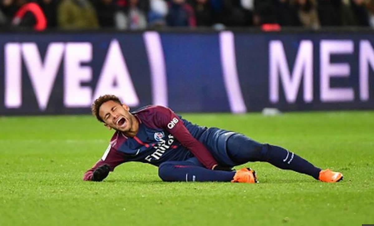 La lesión de Neymar y una agenda recargada con Champions yMundial
