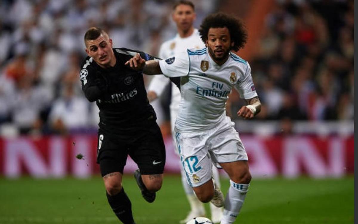 Champions League: Real Madrid empata 1 a 1 con el PSG en elBernabéu