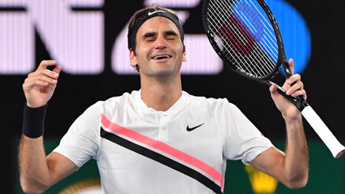 Roger Federer vuelve a ser número 1 y gana nuevo título: El mejor tenista de lahistoria
