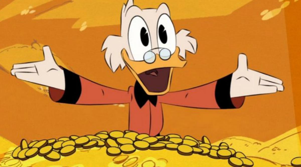Rico McPato es el personaje con mayor fortuna, Pantera Negra el héroe másacaudalado