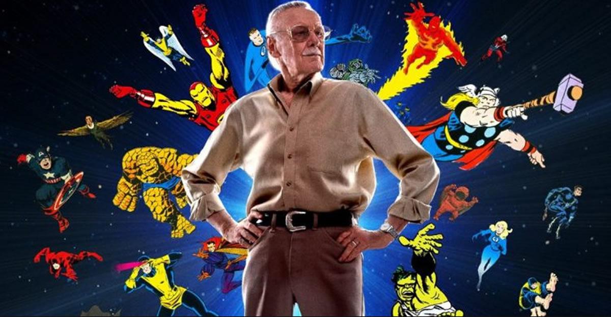 Adiós a Stan Lee: Cinco motivos por los que fue un súper héroe de carne yhueso