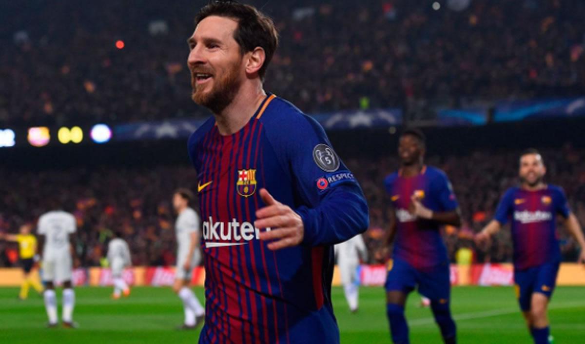 Champions League: Barcelona despacha al Chelsea y mantiene mayoría española en Cuartos deFinal
