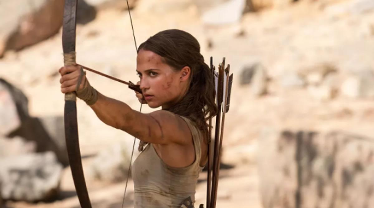 El origen de Lara Croft en una nueva película de Tomb Raider (Análisis deCartelera)