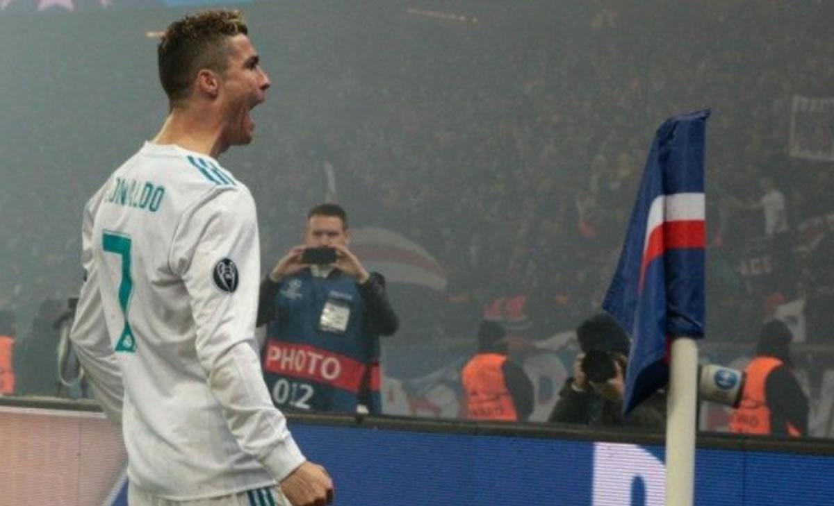 Real Madrid demostró su categoría ante el PSG, clasificó a Cuartos de la ChampionsLeague