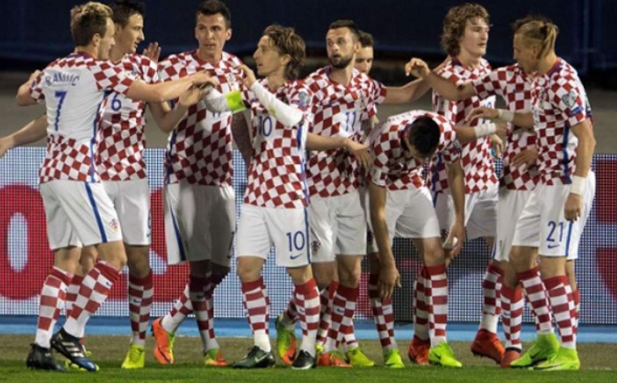 Selección de Perú: Croacia es un rival cercano al nivel deFrancia