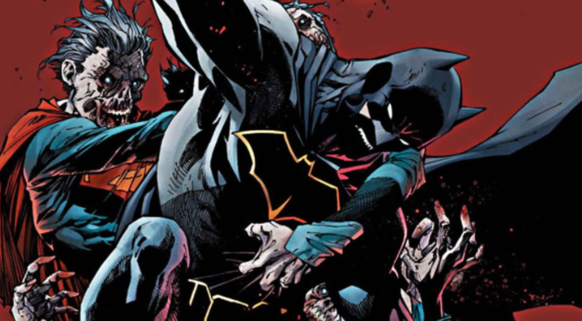 DC Comics lanza una saga a lo Heavy Metal, con la Justice League, Batman y Plastic Man