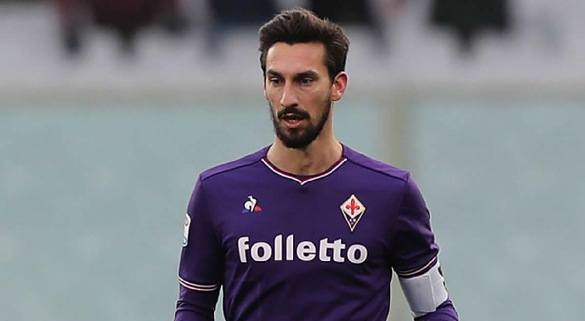 La muerte del capitán de la Fiorentina: DavideAstori