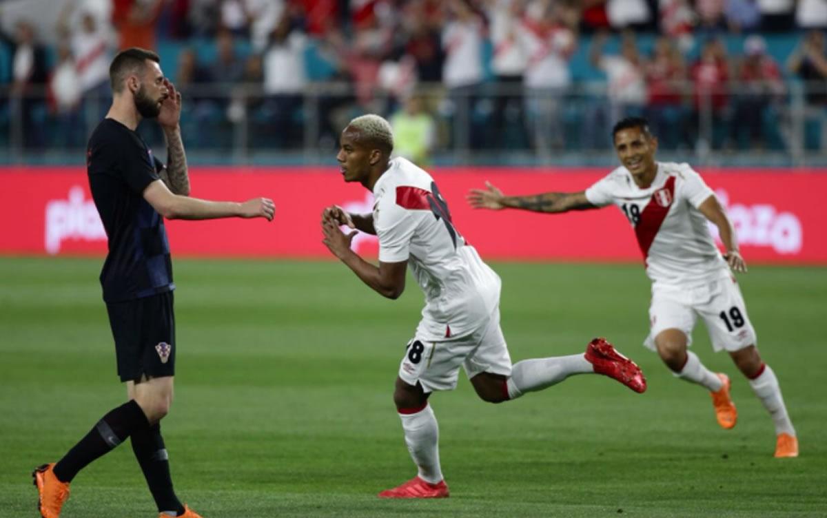 Perú le gana a Croacia con gol de André Carrillo en Miami (análisis del PrimerTiempo)