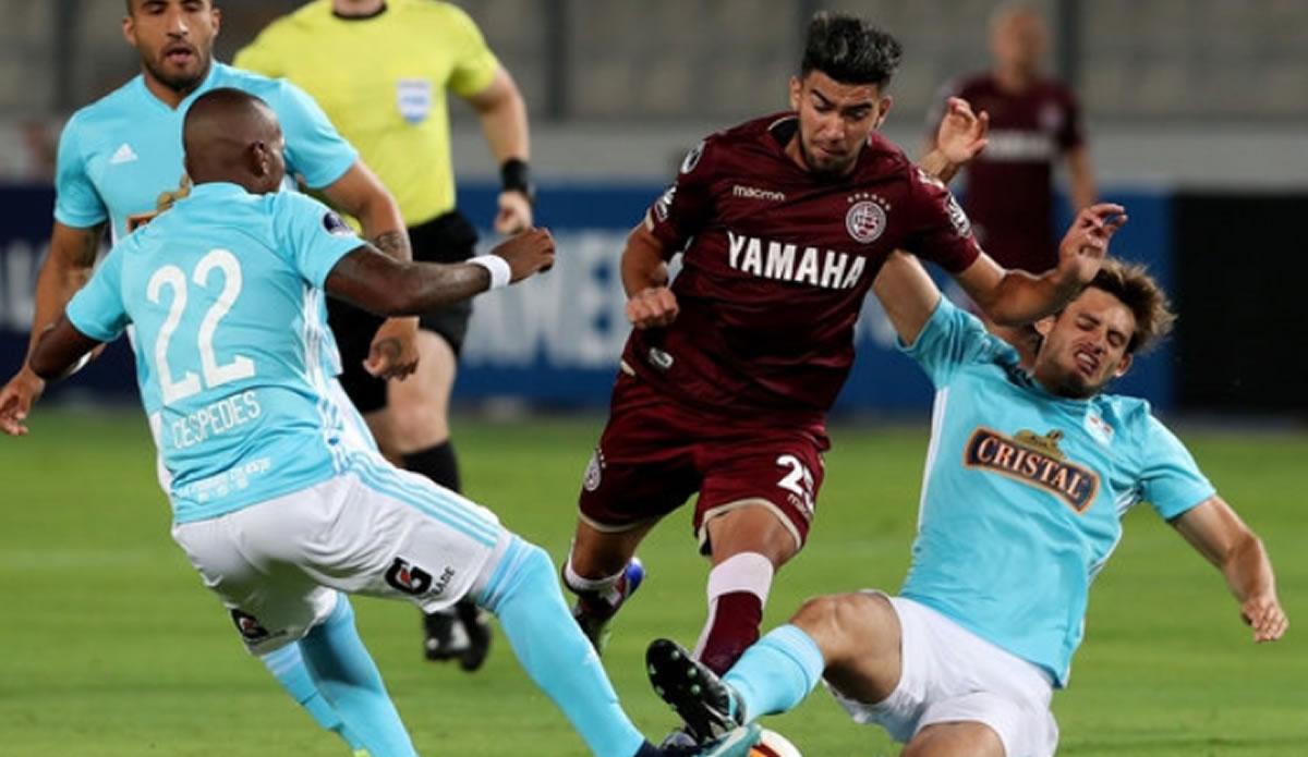 Sporting Cristal no llegó al nivel internacional de avanzar en la CopaSudamericana