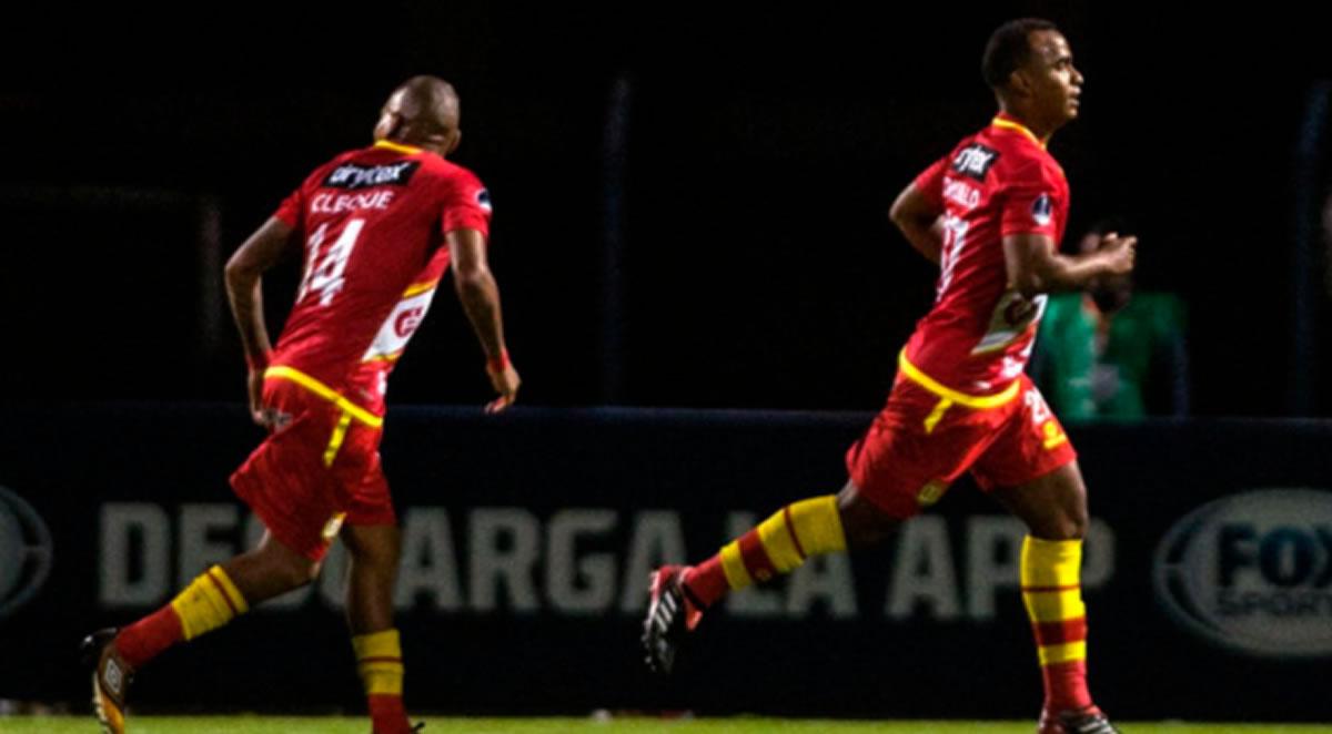 Sport Huancayo pasa de grupo en la Copa Sudamericana, desde el 2016 no avanzaba un clubperuano