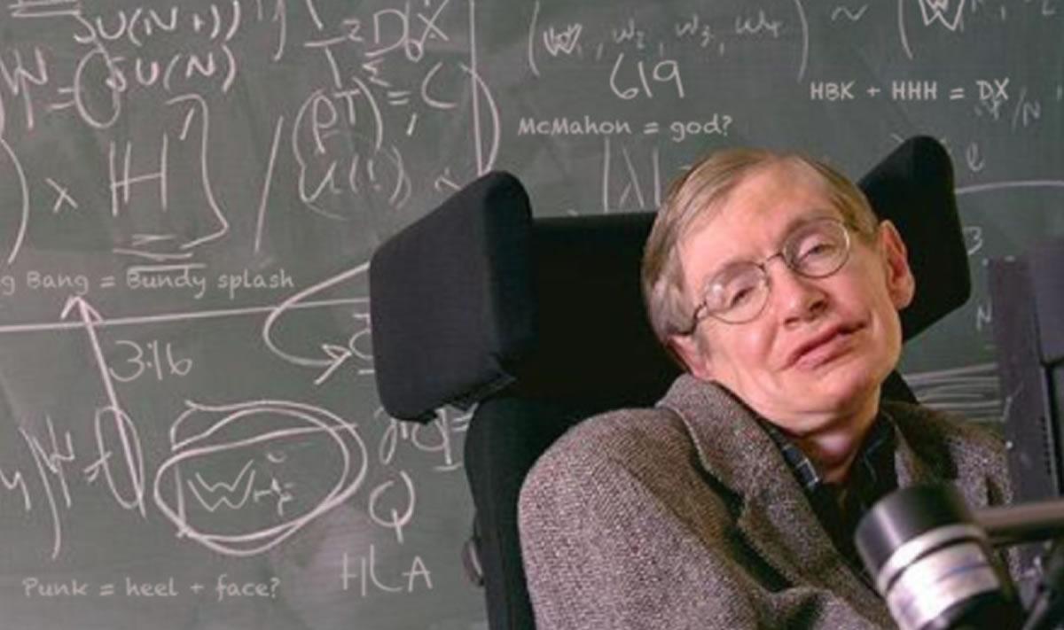 Murió Stephen Hawking, el genio que se daba el trabajo de explicar la física a los nocientíficos