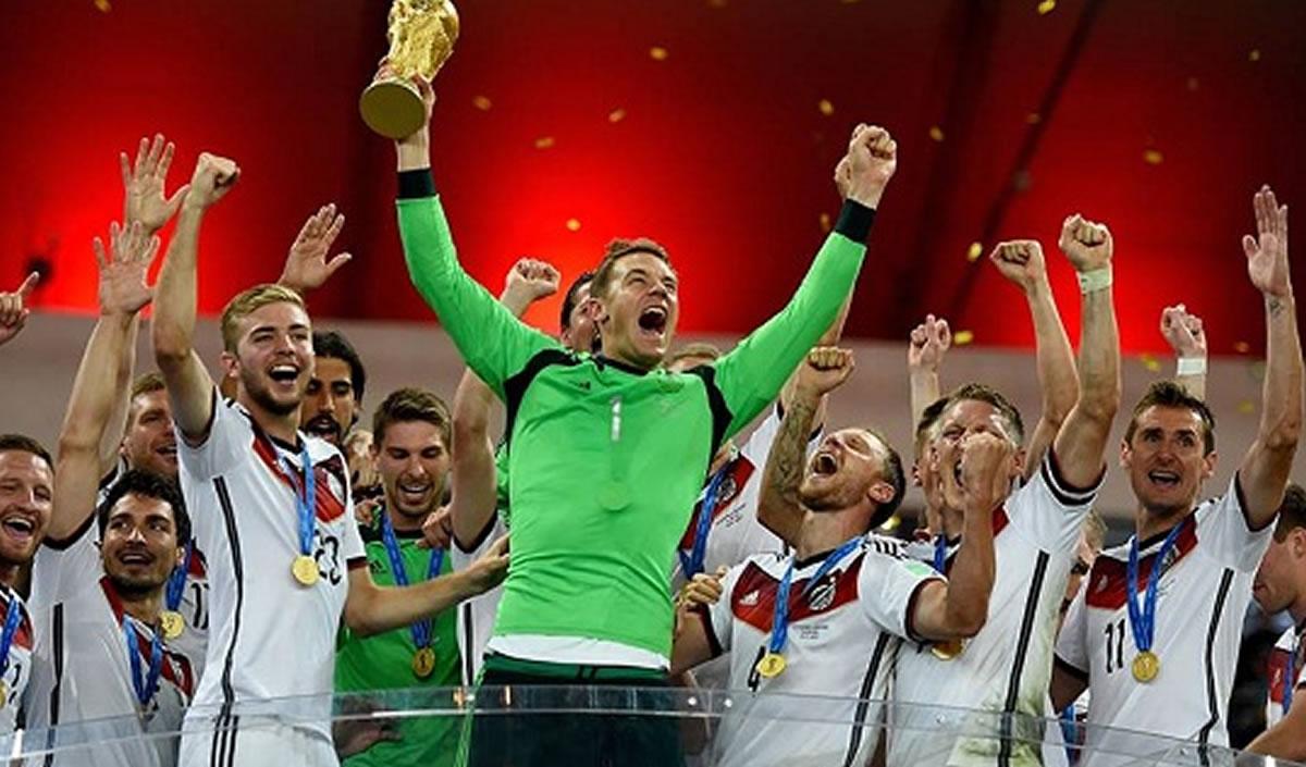 """Selección Alemana: El colectivo por encima de lo individual, renovación sin """"vacassagradas"""""""