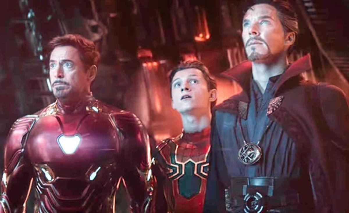 Avengers: Infinity War es la gran película que se prometió (Comentario sinspoilers)