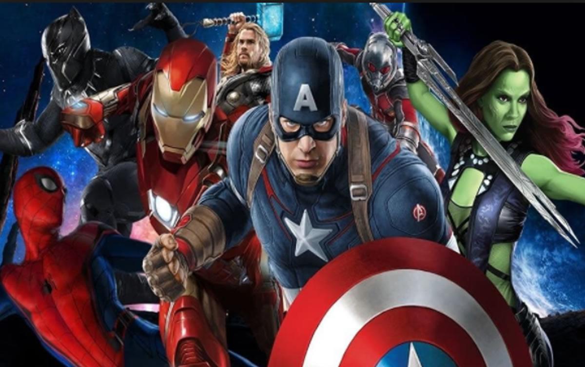 Avengers: Infinity War y mis seis películas Marvelfavoritas