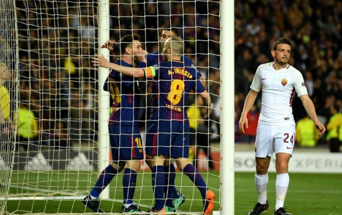 ¿Cómo un triunfo de 4 a 1 termina siendo partido flojo para el Barcelona? (ChampionsLeague)