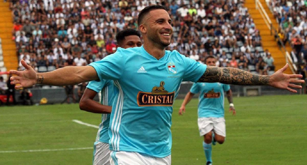 Sporting Cristal venció a Alianza Lima con triplete de EmanuelHerrera