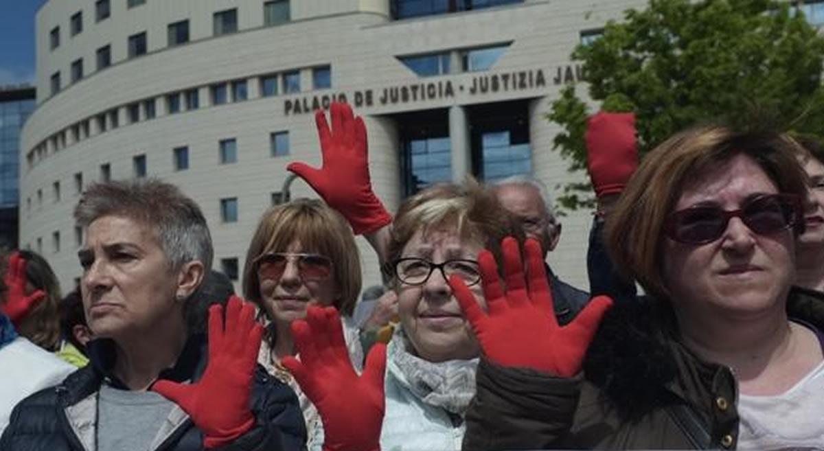 """Caso La Manada: Cuando dar el consentimiento tiene que ser con un """"SÍ"""""""