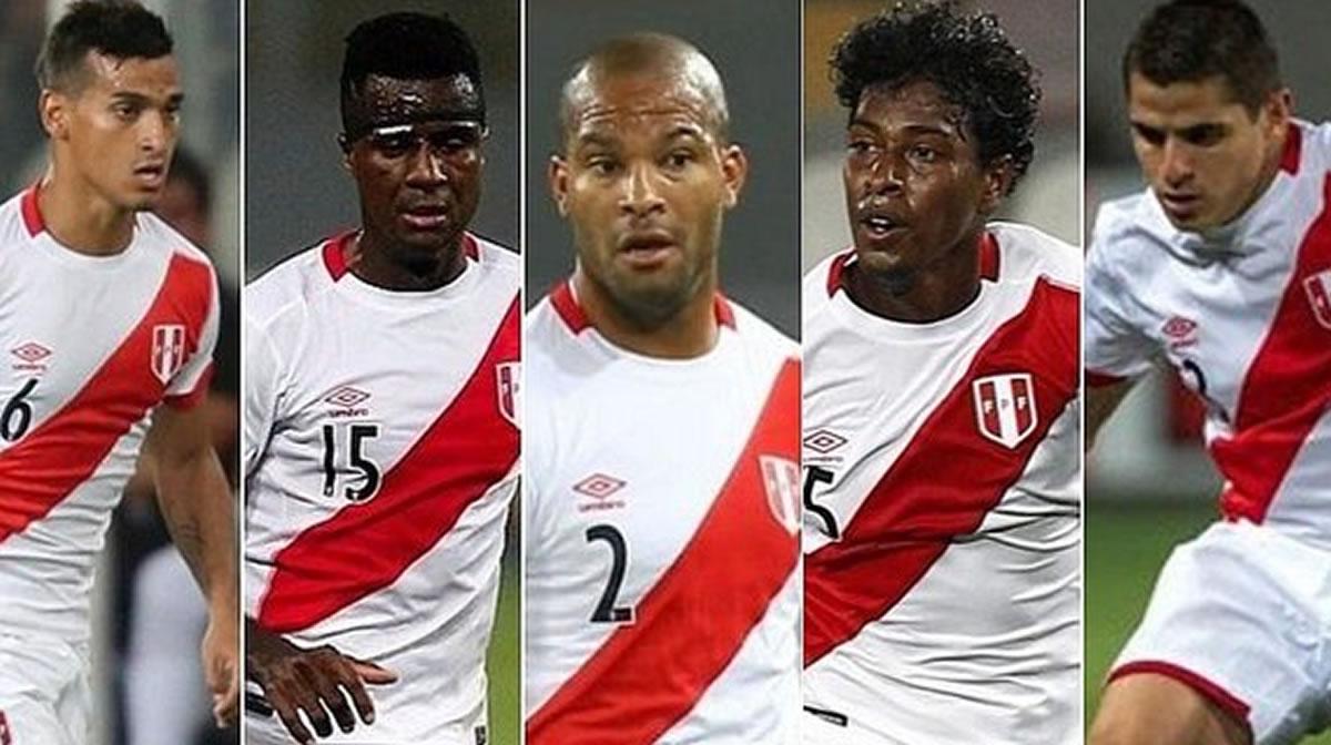 La Selección Peruana: Los ladrillos para construir nuestra murallaantigoles