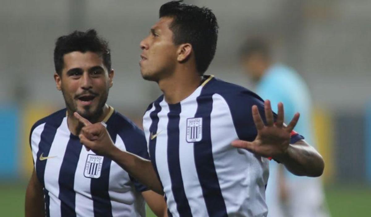 Alianza Lima empieza a levantar cabeza con triunfo ajustado ante SportingCristal