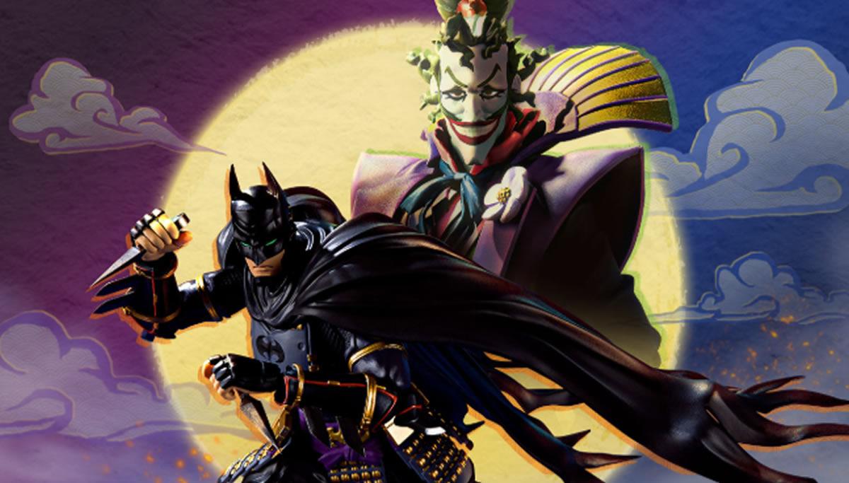 Batman Ninja, Batman y el Destripador, y el Escuadrón Suicida en tres buenas películas deanimación