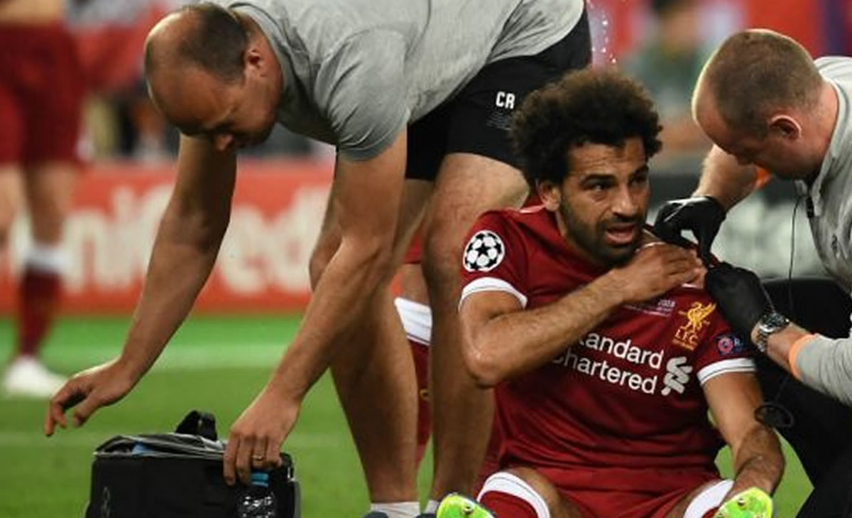 Champions League: Liverpool pierde a Salah, pierde el dominio, pero empata la final (Opinión del PrimerTiempo)