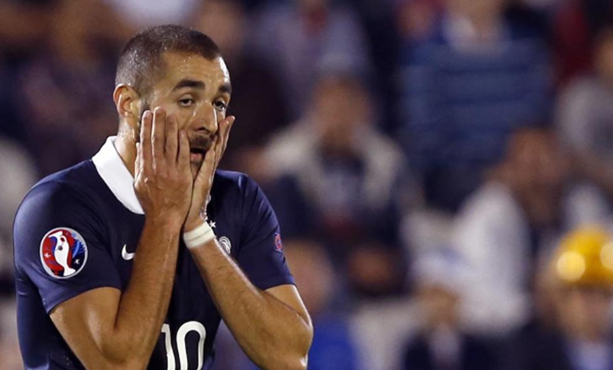 La ausencia de Benzema ¿debilita a Francia en el Mundial Rusia2018?
