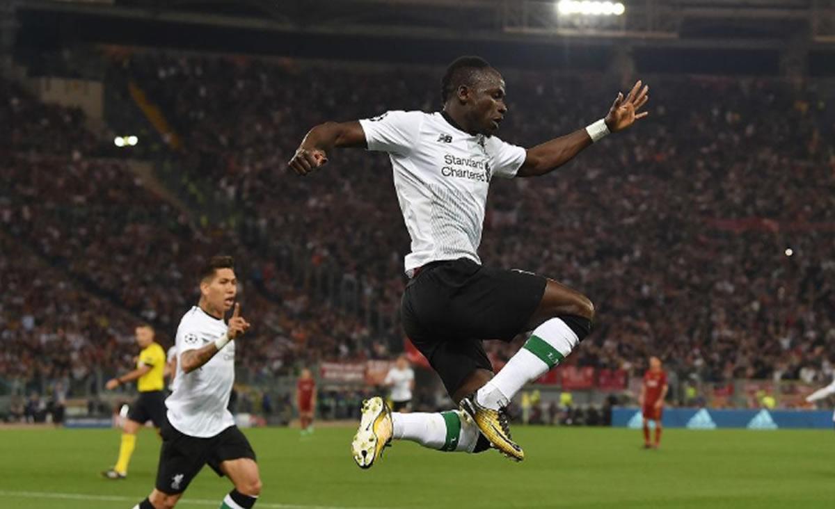 Champions League: Liverpool a la final, deja atrás a una corajudaRoma